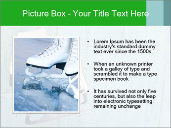 Ice Skates PowerPoint Template - Slide 13