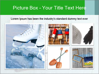 Ice Skates PowerPoint Template - Slide 19