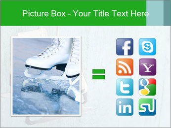 Ice Skates PowerPoint Template - Slide 21