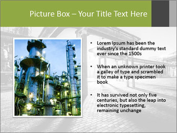 Chemical plant PowerPoint Templates - Slide 13