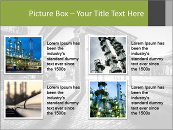 Chemical plant PowerPoint Templates - Slide 14