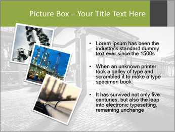 Chemical plant PowerPoint Templates - Slide 17