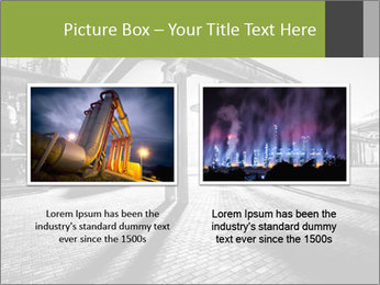Chemical plant PowerPoint Templates - Slide 18
