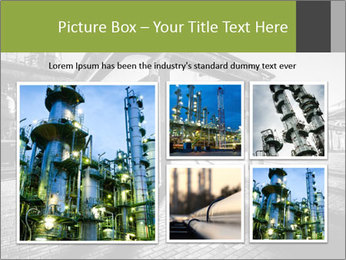 Chemical plant PowerPoint Templates - Slide 19