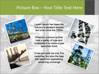 Chemical plant PowerPoint Templates - Slide 24