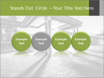Chemical plant PowerPoint Templates - Slide 76