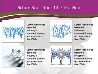 Group strength organization business PowerPoint Template - Slide 14