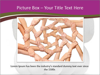 Group strength organization business PowerPoint Template - Slide 15