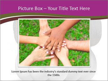 Group strength organization business PowerPoint Template - Slide 16