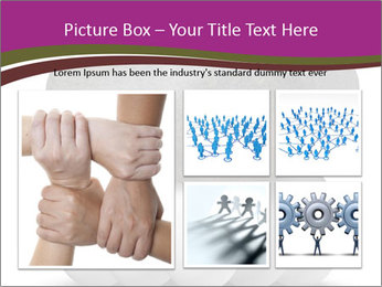 Group strength organization business PowerPoint Template - Slide 19
