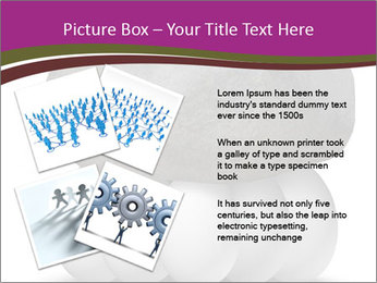 Group strength organization business PowerPoint Template - Slide 23