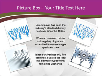 Group strength organization business PowerPoint Template - Slide 24