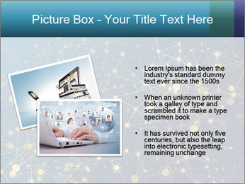 Molecule PowerPoint Templates - Slide 20