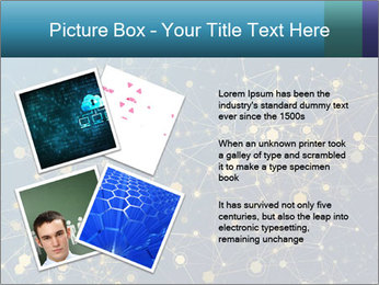 Molecule PowerPoint Templates - Slide 23