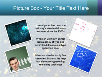 Molecule PowerPoint Templates - Slide 24
