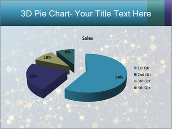 Molecule PowerPoint Templates - Slide 35