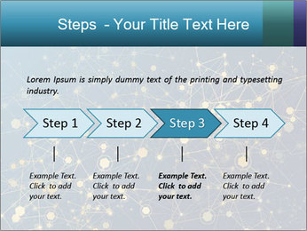 Molecule PowerPoint Templates - Slide 4