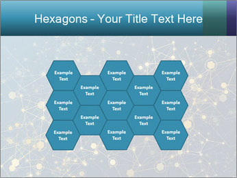 Molecule PowerPoint Templates - Slide 44