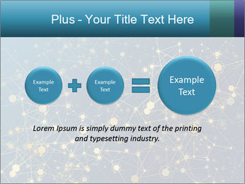 Molecule PowerPoint Templates - Slide 75