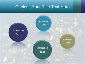 Molecule PowerPoint Templates - Slide 77