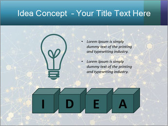 Molecule PowerPoint Templates - Slide 80