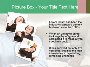 Young successful business PowerPoint Template - Slide 17