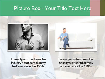 Young successful business PowerPoint Template - Slide 18