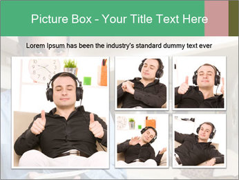 Young successful business PowerPoint Template - Slide 19