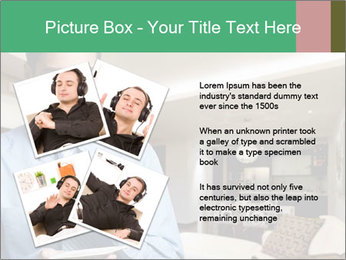 Young successful business PowerPoint Template - Slide 23