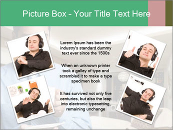 Young successful business PowerPoint Template - Slide 24