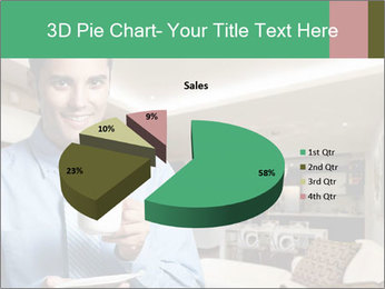 Young successful business PowerPoint Template - Slide 35