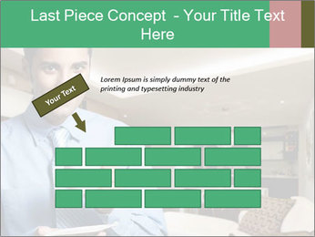 Young successful business PowerPoint Template - Slide 46