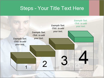Young successful business PowerPoint Template - Slide 64