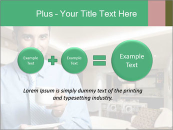 Young successful business PowerPoint Template - Slide 75