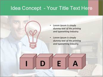Young successful business PowerPoint Template - Slide 80