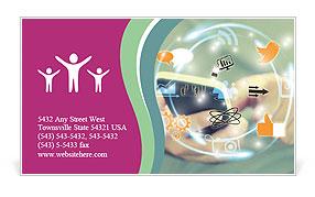 0000087525 Business Card Templates
