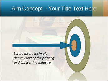 Woman PowerPoint Template - Slide 83