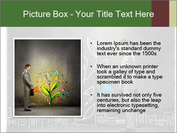 Businessman watering sprout PowerPoint Templates - Slide 13