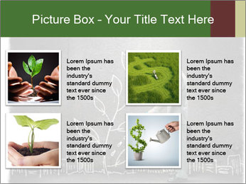 Businessman watering sprout PowerPoint Templates - Slide 14