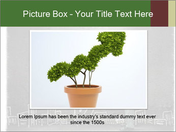 Businessman watering sprout PowerPoint Templates - Slide 16