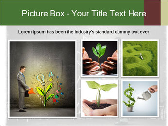 Businessman watering sprout PowerPoint Templates - Slide 19