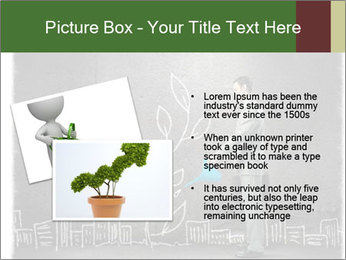 Businessman watering sprout PowerPoint Templates - Slide 20