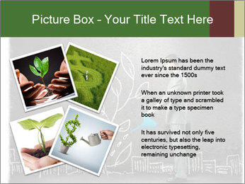 Businessman watering sprout PowerPoint Templates - Slide 23