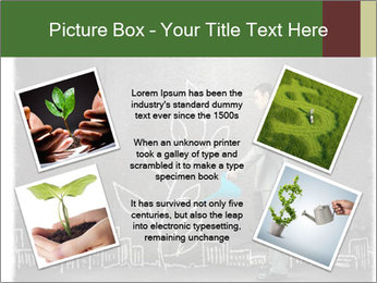 Businessman watering sprout PowerPoint Templates - Slide 24