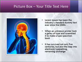 Healthy lungs PowerPoint Template - Slide 13