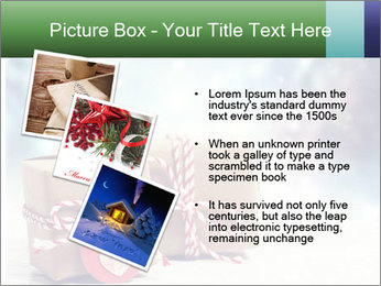 Small Handmade gift boxes PowerPoint Template - Slide 17