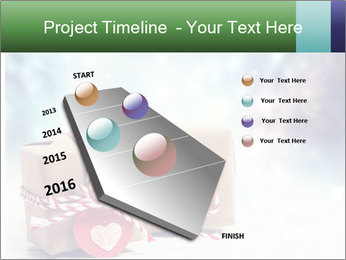 Small Handmade gift boxes PowerPoint Template - Slide 26