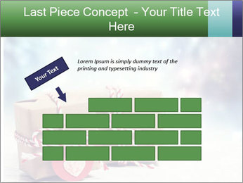 Small Handmade gift boxes PowerPoint Template - Slide 46