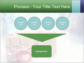 Small Handmade gift boxes PowerPoint Template - Slide 93