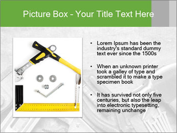 Tool renovation PowerPoint Templates - Slide 13